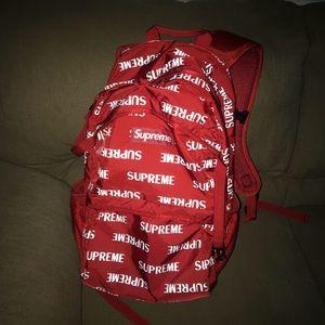 Supreme 3M backpack